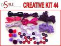 Marzenia - Zestaw Kreatywny 44 elementy