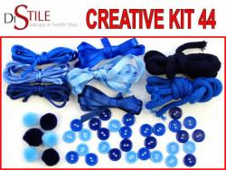 Morskie Fale - Zestaw Kreatywny 44 elementy