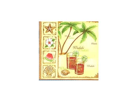 Serwetki Decoupage - Waikiki