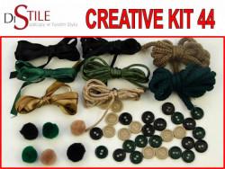 Szkoła Przetrwania - Zestaw Kreatywny 44 elementy