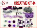 Rozmarzona Mysz - Zestaw Kreatywny 44 elementy