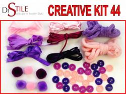Słodkie Marzenia - Zestaw Kreatywny 44 elementy