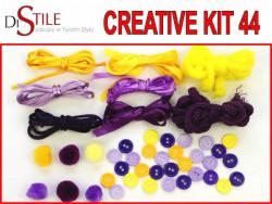 Jagoda z cytryną - Zestaw Kreatywny 44 elementy