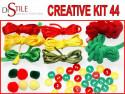 Jamajka - Zestaw Kreatywny 44 elementy