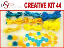 Nadmorskie Słońce - Zestaw Kreatywny 44 elementy