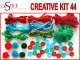 Maki i Chabry - Zestaw Kreatywny 44 elementy