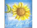 Serwetki Decoupage - Słonecznik Sunflower