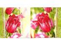 Serwetki Decoupage - Czerwone Tulipany