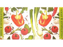 Serwetki Decoupage - Warzywa i Zioła