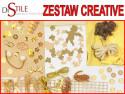 Złoty Ślub - Zestaw Kreatywny