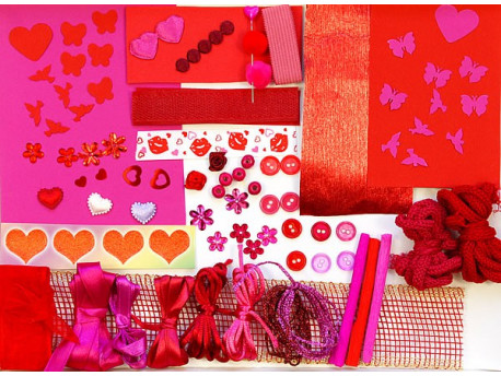 Love Story - Zestaw Kreatywny