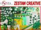 Szczęśliwa Koniczyna - Zestaw Kreatywny