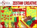 Jamajka - Zestaw Kreatywny