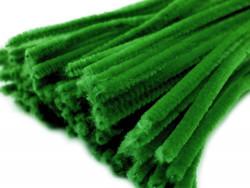 Druty Kreatywne - Wyciory Ciemny Zielony