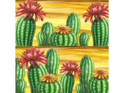 Serwetki Decoupage - Kaktusy