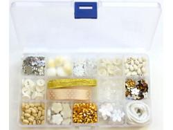 Zestaw kreatywny w pudełku - BIAŁY