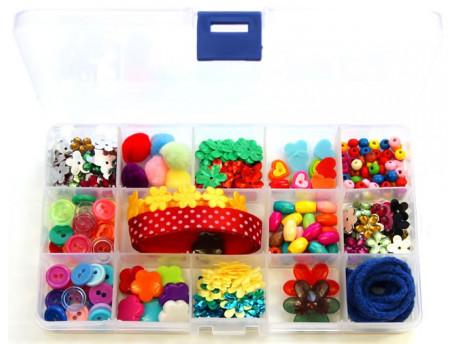 Zestaw kreatywny w pudełku - SZALONY MIX