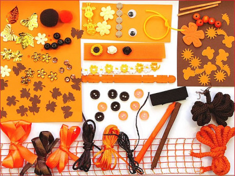 Złota Jesień - Zestaw Kreatywny