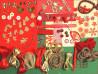 Czerwone Święta - Zestaw Kreatywny
