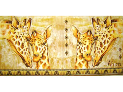 Serwetki Decoupage - Żyrafy