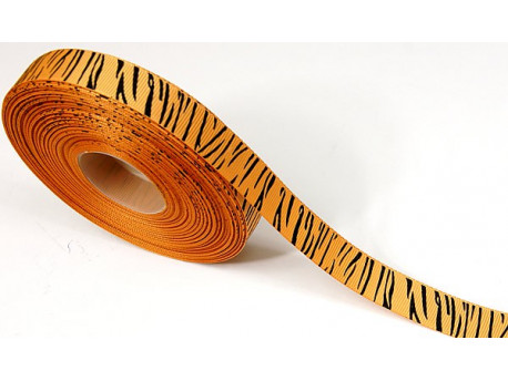 Tasiemka rypsowa tygrys 15mm
