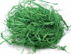 Trawa z papieru zielona
