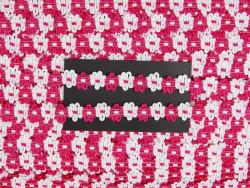 Tasiemka FIORE różowy