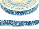 Tasiemka bawełniana 15mm drobne listki