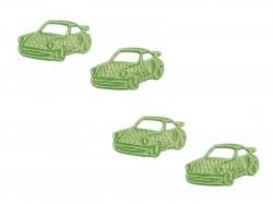 Aplikacje - zielone autka