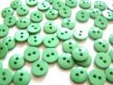 Guziki RETRO zielone - 2 dziurki