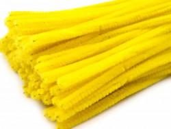 Druty kreatywne żółte