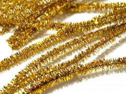 Druty Kreatywne - Lureks Złoty