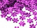 Cekiny - Kwiatki Fioletowe