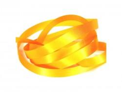 Wstążka satynowa 10mm - żółta