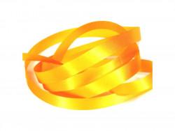 Wstążka satynowa 20mm - żółta