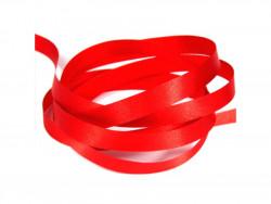 Wstążka satynowa 20mm - czerwona