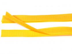 Rzep 20mm - żółty 1m