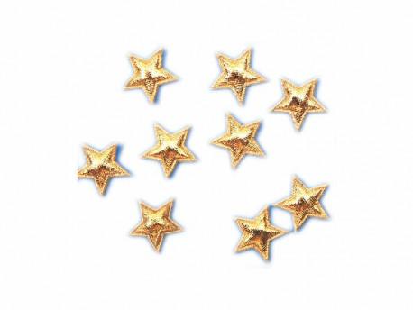 Złote Gwiazdki - Aplikacje 1,2cm