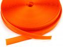 Rzep 20mm pomarańczowy 1m