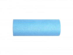 Tiul z brokatem błękitny 9m