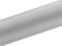 Satyna dekoracyjna 160mm srebrna
