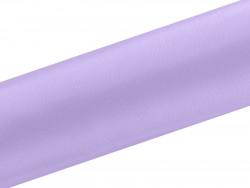 Satyna dekoracyjna 160mm fioletowa jasna