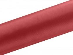 Satyna dekoracyjna 160mm czerwona