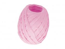 RAFIA papierowa płaska 30m fioletowa jasna
