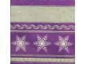 Serwetki Decoupage - Pierwsze płatki śniegu