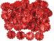 Cekiny kwiatki 22mm promienie