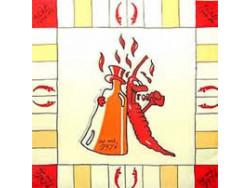 Serwetki Decoupage - Hot & Spicy