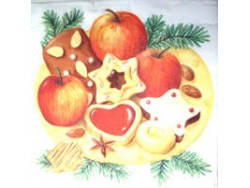 Serwetki Decoupage - Lukrowane Ciasteczka