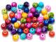 Koraliki kuleczki 9,3mm mix kolorów 50szt