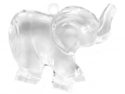 Zawieszka słoń duży